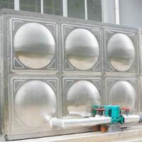 组合不锈钢水箱厂家-组合式方形保温水箱厂-焊接消防水箱