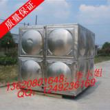 淋斯莱克不锈钢方形水箱-工程组合水箱代理商-厂家直销装配式水箱