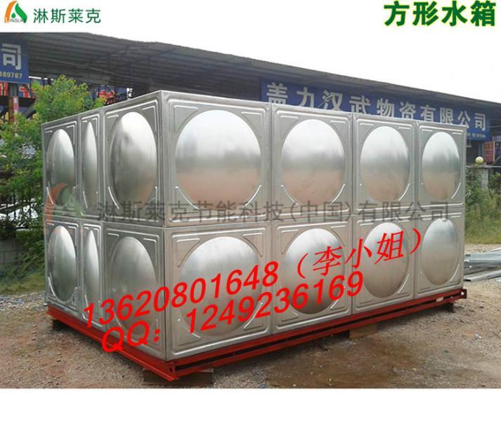 珠海工程保温水箱厂家-拱北组合式方形水箱-香洲区空气源配套水箱