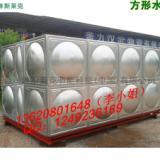 中山热泵配套不锈钢保温水箱厂家-消防水箱供应商-聚氨酯保温水箱图片