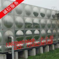 组合安装方形水箱厂家-不锈钢工程水箱直销-淋斯莱克生活水箱批发