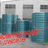 供应焊接式不锈钢水箱、焊接圆形保温水箱、卧式保温水箱