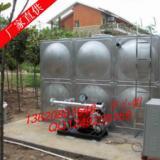 九江方形保温水箱厂家-大沥不锈钢制品公司-消防水箱现场焊接