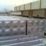 江西南昌不锈钢热水保温贮存水塔图片