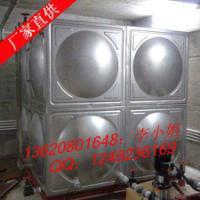 供应江门不锈钢水箱直销-新会区方形保温水箱-江海区消防水箱现场制作