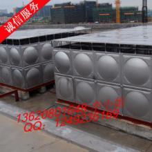 酒店热水工程保温水箱-热泵工程配套水箱-空气能保温水箱图片