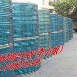 不锈钢工程圆形水箱-厂家直销生活圆形水罐-方形水塔