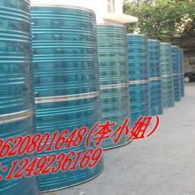 供应鹤壁保温水塔不锈钢保温水箱、圆形保温水箱