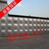 不锈钢水箱包安装的厂家-方形生活水箱直供-方形消防水箱优惠价