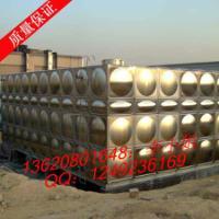 佛山市焊接式方形保温水箱价格-圆形储水罐报价-太阳能保温水桶生产厂家