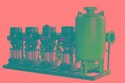 新疆增压泵