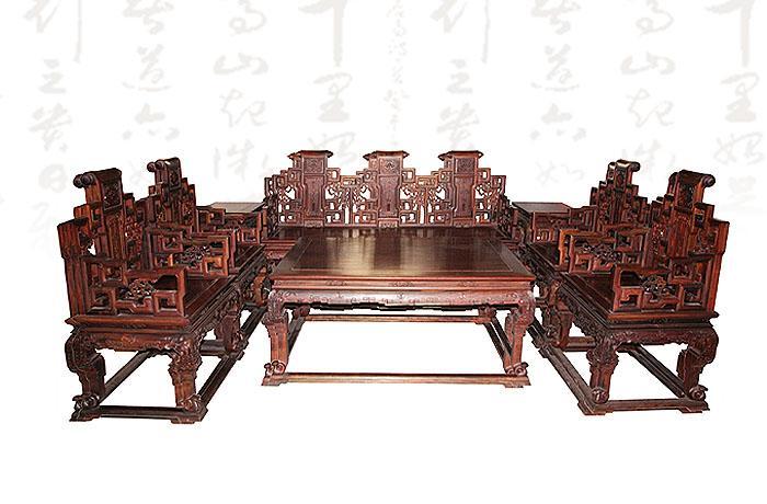 红木家具现在的拍卖价格是多少图片|红木家具