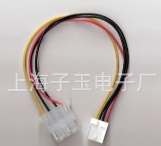 供应电子线连接线加工