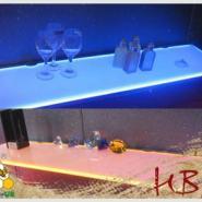 LED发光板/层板灯图片