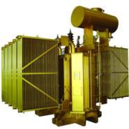 110KV耐高温液浸式变压器图片