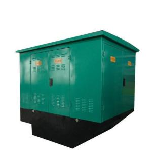 YBD1-12型半埋式变电站图片