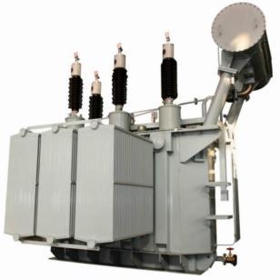 油浸式电力变压器图片