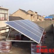 家庭户用光伏并网发电系统图片