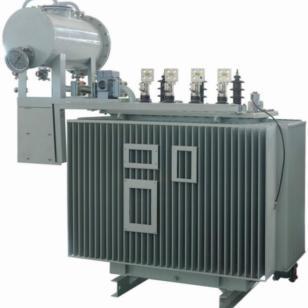 S11系列10KV油浸式电力变压器价格图片