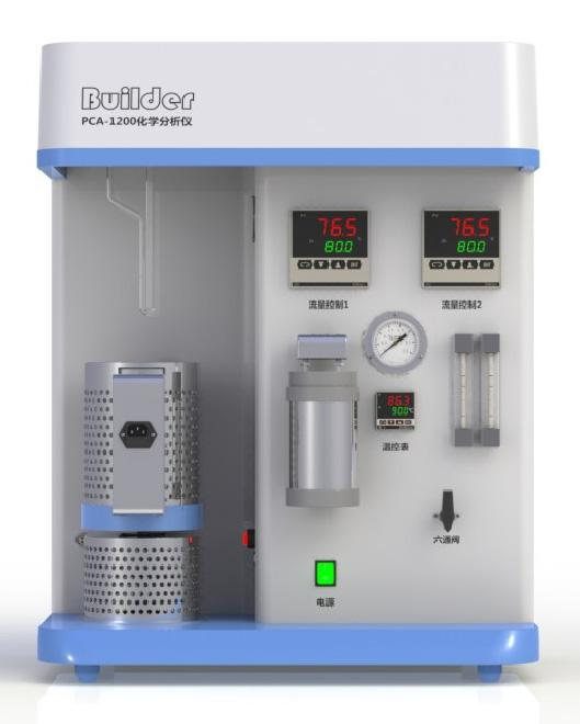 TPD化学吸附分析仪