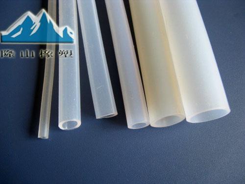 供应珠三角厂家茶盘专用透明硅胶管