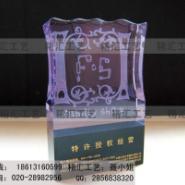 北京水晶加盟牌制作图片