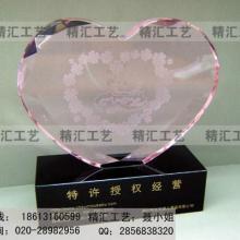 供应北京特许经销商授权牌定做、北京特约代理商水晶授权牌设计制作批发
