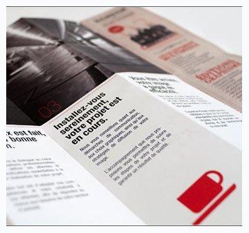 供应海口提供宣传折页印刷加工图册印刷