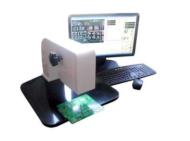 供应达峰科SMT锡膏测厚仪/锡膏厚度测量DT-200