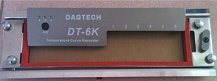 供应SMT回流炉专用测温仪测量范围0-500度国产