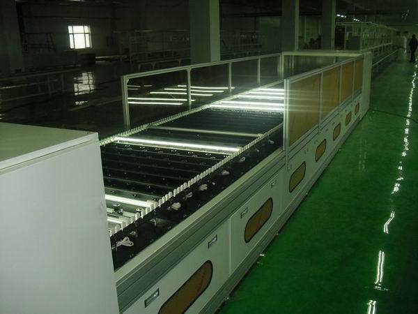 深圳供应LED节能灯老化线,LED球泡灯老化线,LED混合老化线
