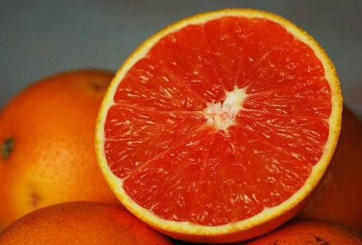 秭归血橙图片