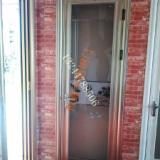 防盗门 不锈钢门 璃门 不锈钢玻璃推拉门