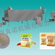 夹心食品生产线夹心米果生产线设备图片