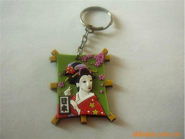 广告PVC礼品 动物钥匙扣,pvc钥匙扣 立体卡通钥匙扣 可来...
