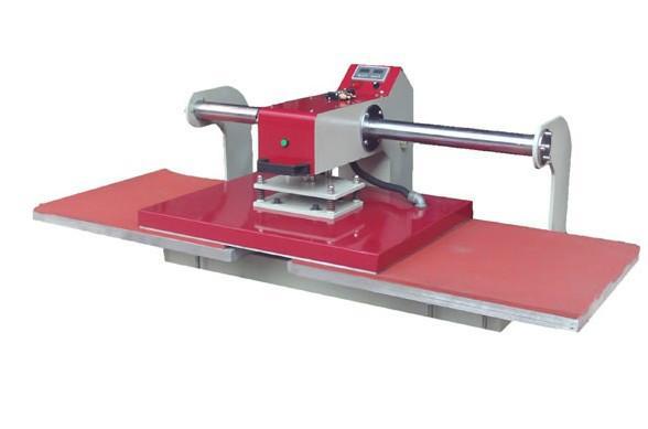 供应气动烫画机热转印烫画机双工位烫 气动双工印花机 气动双工位烫钻机 服装印花机