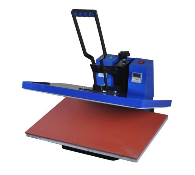 供应厂家直销手动高压烫画机,热转印 服装移印机