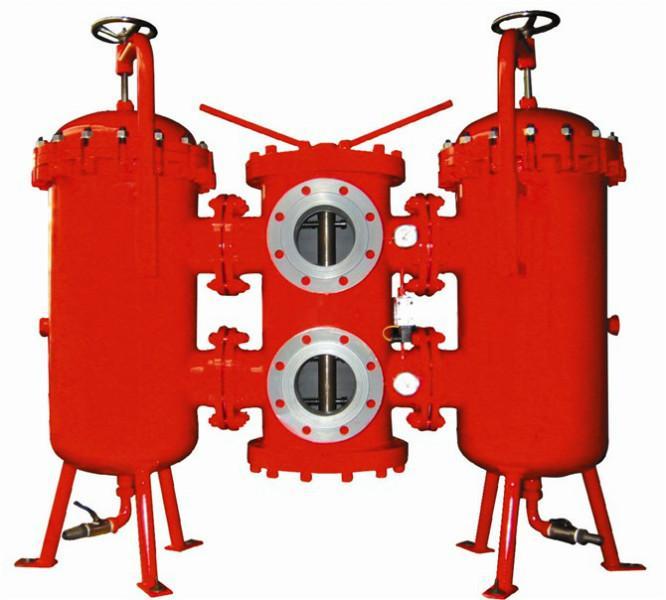 抢购SLLF-32×80 SLLF-32×120 过滤器 双筒过滤器 SLLF系列过滤器河北源头厂家
