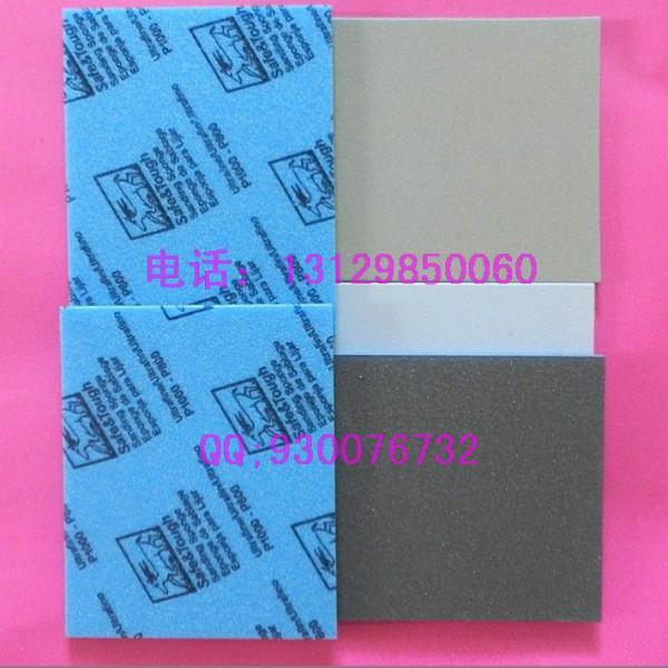供应海绵砂纸500-600羚羊海绵砂纸正品