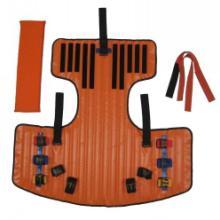 供应HX-G-Q01躯干夹板,解救套,躯干固定器,胸肋固定夹板