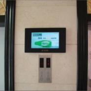 19寸商业楼宇框架广告机图片