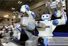 供应太阳能光伏电池制造机器人进口代理图片