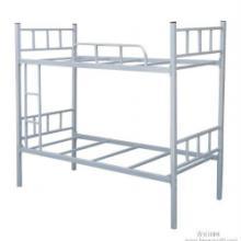 供应铁架床高低床生产厂家高180长200宽90上面带蚊帐杆