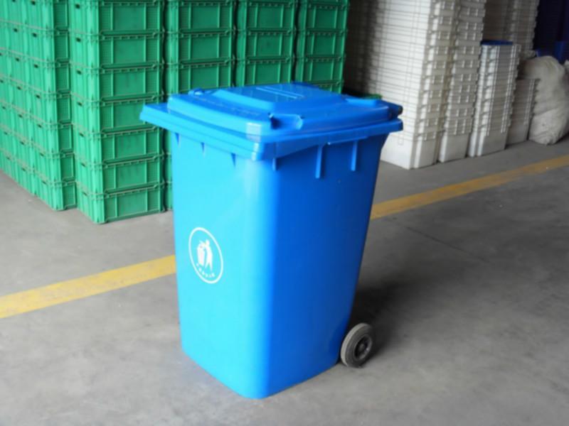供应淄博塑料垃圾桶供应商