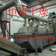 江苏恒迈厂家优惠供应鸡精专用振动流化床干燥设备厂家 鸡精专用振动流化床干燥设备 颗粒