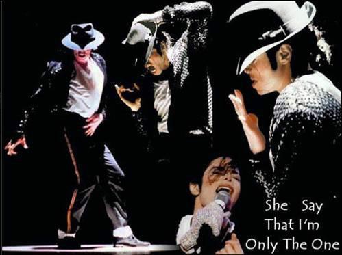 迈克尔杰克逊的模仿秀