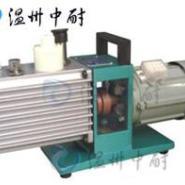 2XZ型双级旋片式真空泵图片