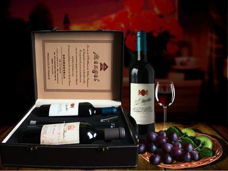 干红葡萄酒图片/干红葡萄酒样板图 (3)