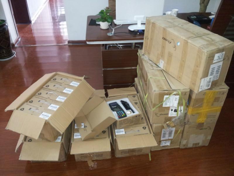 pos机图片 pos机样板图 汇付pos机对私移动 云南川凿机业...