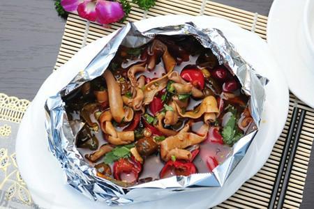 健康味美的锡纸烧烤技术到哪学